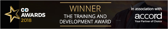 The Training and Development Award